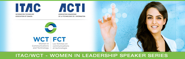 Women in Leadership Banner
