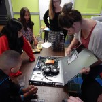 Young Tech Enthusiasts get a Taste of the Future