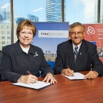New Partnership Links Technology and Financial Services Sectors