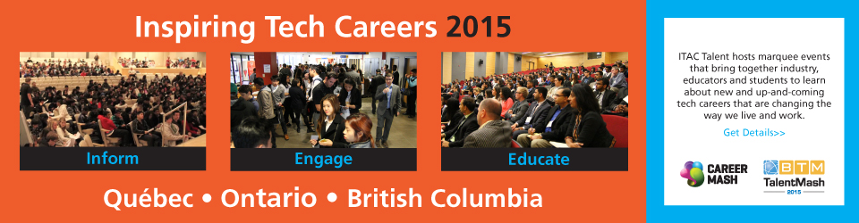 Inspiring Tech Careers 2015 Conferences Banner