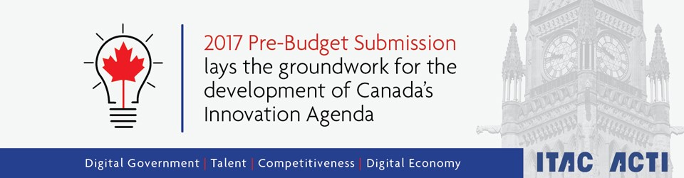 2017 Pre-Budget Submission
