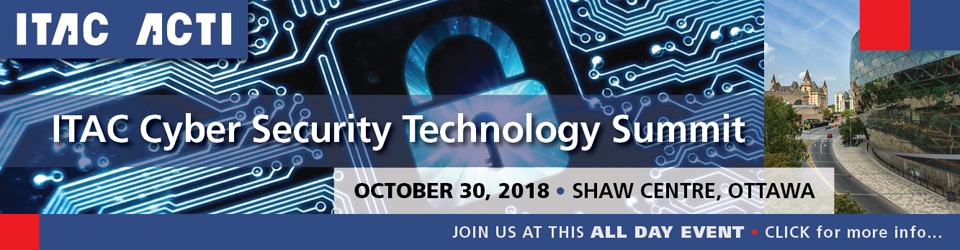 Itac Cyber Security Technology Summit Information