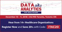 7th Annual Summit on Data Analytics for Healthcare