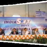 INDIA IT SHOW (IndiaSoft) 2013