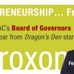 ITAC Board of Governors Reception and Dinner with Bruce Croxon