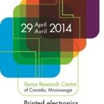 2014 Canadian Printed Electronics Symposium