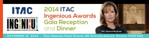 Banner (without GO) for Ingenious Awards Gala