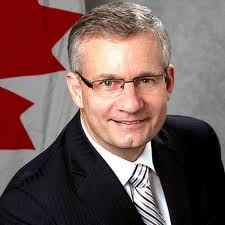 Minister Ed Fast