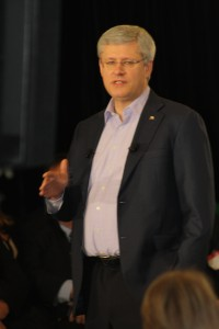 Prime Minister Stephen Harper announced a revitalized technology and  innovation strategy