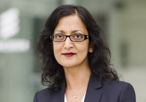 Rima Qureshi, Chief Strategy Officer for Ericsson