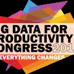 Big Data for Productivity Congress 2015