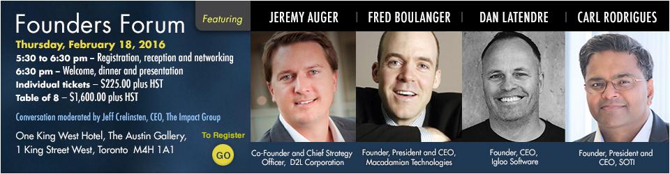 Founders Forum 2