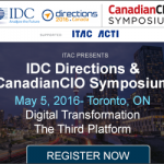 IDC Directions & Canadian CIO Symposium