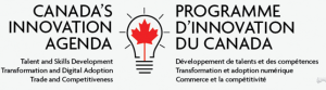 Canada's Innovate Agenda logo 3