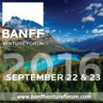Banff Venture Forum - 2 Day Event