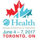 e-Health 2017 - Canada's ONLY National e-Health Conference and Tradeshow