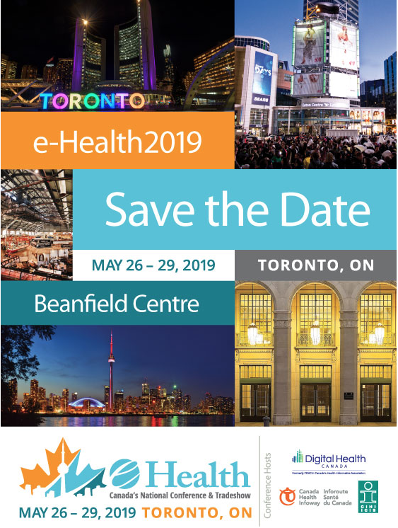 e-Health 2019 Conference - Information Technology Association of Canada
